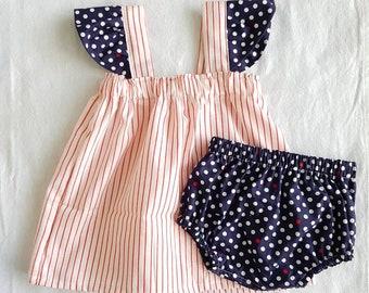 Babydoll dress set