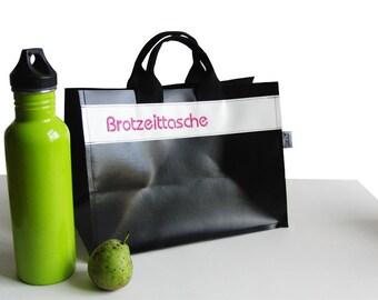 Stullentasche, Brotzeittasche, Brotbeutel, Lunchbag