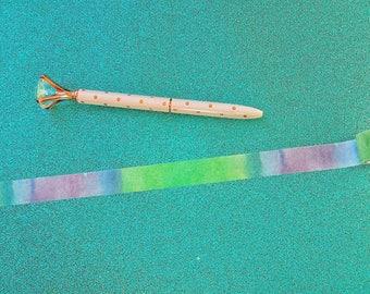 Summer Colours Washi// Bright Washi Tape// Craft Tape