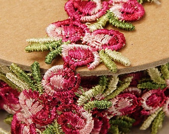 Bouquet of Roses Ribbon