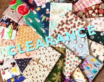 Clearance - Fauxdori Regular size. Only Regular size. All covers are already made and ready for shipment. You can not add pockets.