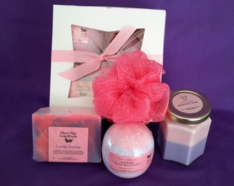 Gift Boxes - Soap, Candle, & Bath Bomb