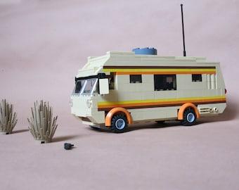 Custom Lego Breaking Bad Meth Lab RV Playset **made to order**