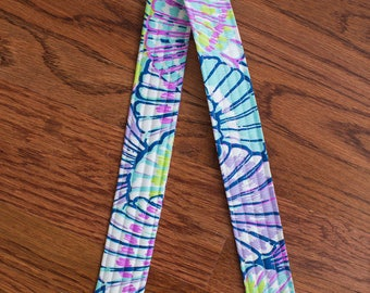 CAMERA STRAP in Lilly Pulitzer 2017 Blue Oh Shello