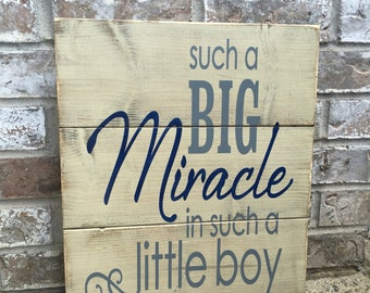 New Baby Boy - Baby Shower - Gift - New Baby - Wood Sign - Baby - Housewarming - Rustic Signs - Rustic Baby Decor - Home Decor - Baby Room