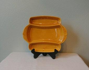 Vintage Ceramic Snack/Relish Dish