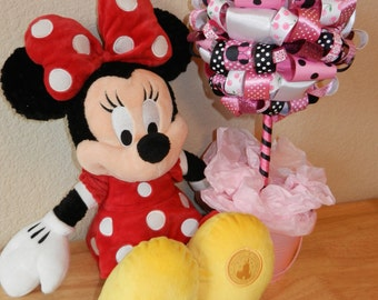 """Minnie Mouse Topiary """" Cherry Crush"""""""