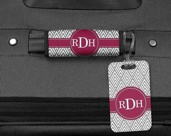 Luggage Tag, Monogram Bag Tag, Luggage Wrap, Luggage Tag, Personalized luggage tag, Personalized luggage wrap, Bag tag