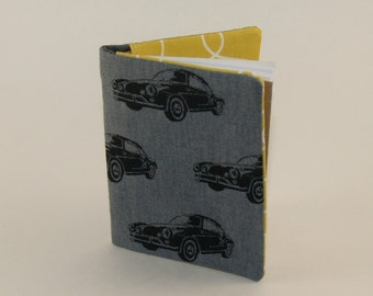 Traveler's Folio - Grey Cars