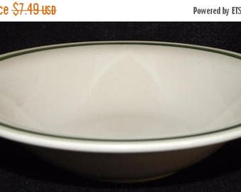 ON SALE Mount Clemens MTC1 Christmas Tree Stoneware Soup Bowl Dinnerware Excellent Condition