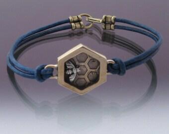 3D Honeycomb Bracelet