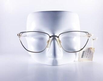 Renato Balestra Vintage Eyeglasses Sistina RB531 602 55-17-135 Unisex Metal NOS Deadstock - RENF461Y-1