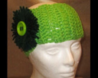Headband with Pompom
