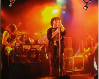 Blues Traveler 24x36 Live From The Fall Promo Poster 1996