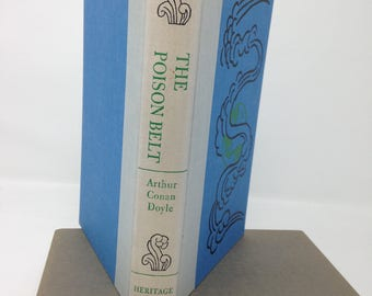 MEMORIAL DAY SALE On Now!The Poison Belt by Arthur Conan Doyle - 1989