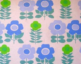 Vintage Wallpaper, 1970s Wallpaper, Floral Wallpaper, Mod Wallpaper, Accent Wall, French Wallpaper, Wallpaper 70s, Wall Decor, Wallpaper