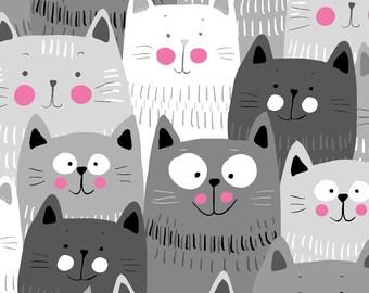 Custom Made Small Animal Hammock in Assorted Cat Patterns