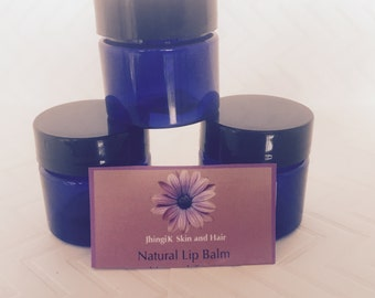 Natural Lip Balm  .5 oz. pass the lip test Made in the USA