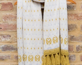 Fillan cashmere scarf