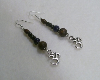 Om Earrings Namaste Would you like to design  your own use these as like a template
