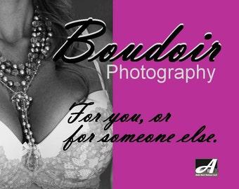 Boudoir Photography Session