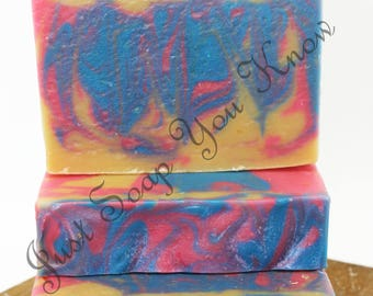 Baby!Baby!Baby!  Cold Process Handmade Artisan Soap - Made w/ Goats Milk