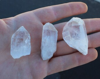 Brazilian Quartz Crystal