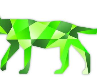 Puma Print 4x6