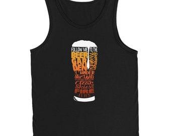 Beer Garden Tank Top