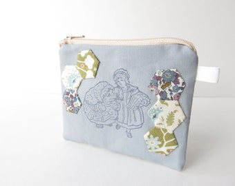 Tales of Peter Rabbit And Friends zippered coin purse