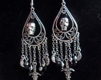 Warrioress Earrings