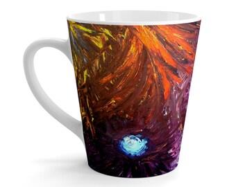 Latte Coffee Cup mug
