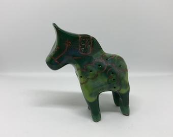 Small Traditional Dala Horse
