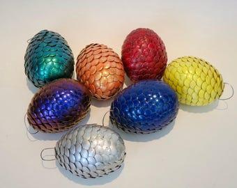 Dragon egg ornament