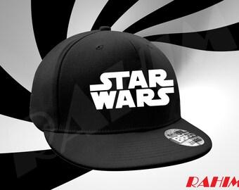 Star Wars Logo ,Snapback, Baseball cap