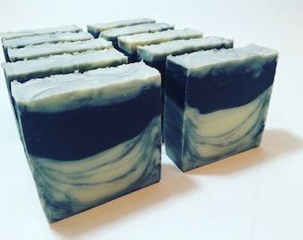 Charcoal Detox Facial body Soap - Natural Soap - Artisan Soap - Luxury Soap - Handmade Soap - Homemade Soap - Cold Process Soap - Bar Soap