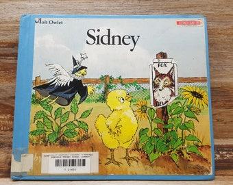 Sidney, 1975, Susan Jeschke, READ DESCRIPTIONS,  vintage kids book