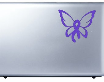 Butterfly Lupus Ribbon - FREE US SHIPPING