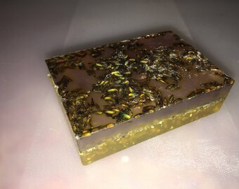 Lavender - Lemon Natural Hemp Oil Soap