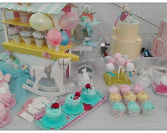 Organize a baby shower for the baby sister, best friend, daughter, your wife