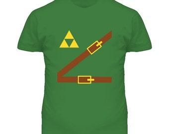 The Legend Of Zelda Link Tunic T Shirt