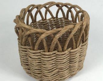 Twined Basket Kit For Beginners (tckbtb)