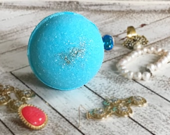 Gypsy Bath Bomb-Bath Bomb-spa party-bath-self care-spa gift set-shae butter-bath fizzies-bath-gifts for wife-gifts for her-aromatherapy