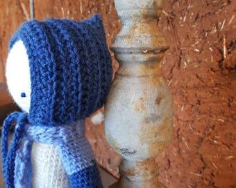 Handmade Crochet Doll for all ages