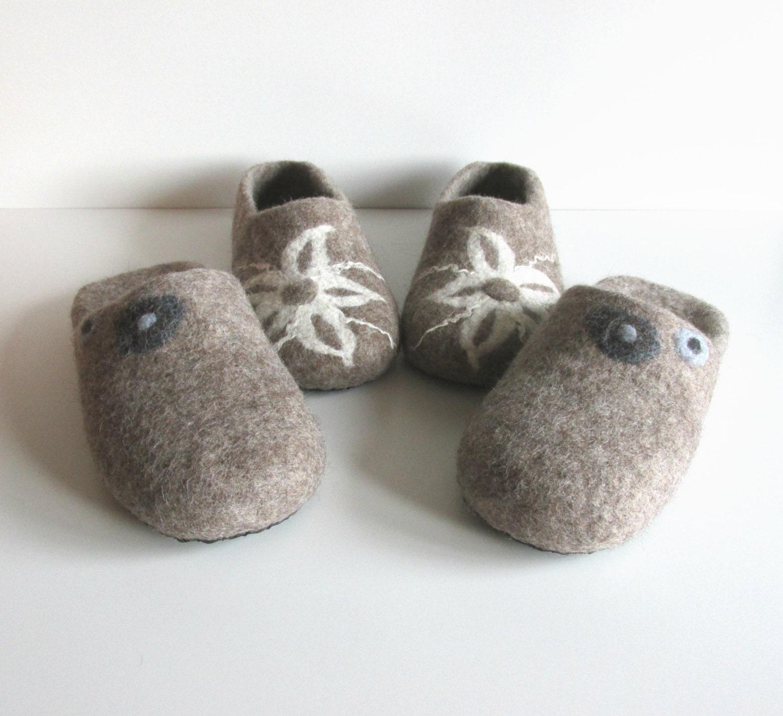 en pantoufles Feutrée laine feutrés homme pantoufles chaussons 55BUfnqwx
