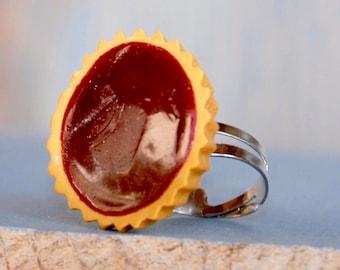 tart red ring