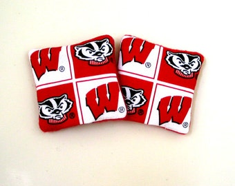 Two Catnip Filled Cat Toys Badgers  WI