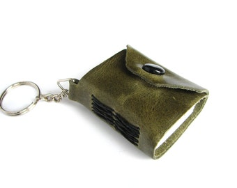 Mini Book Keychain, various colours