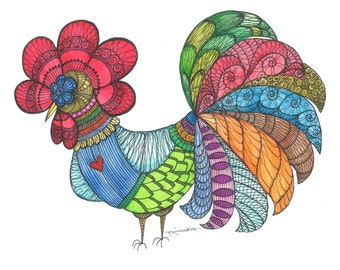 Rooster #451