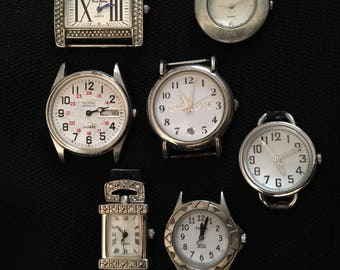 Wholesale Watch Lot: Just Face It!